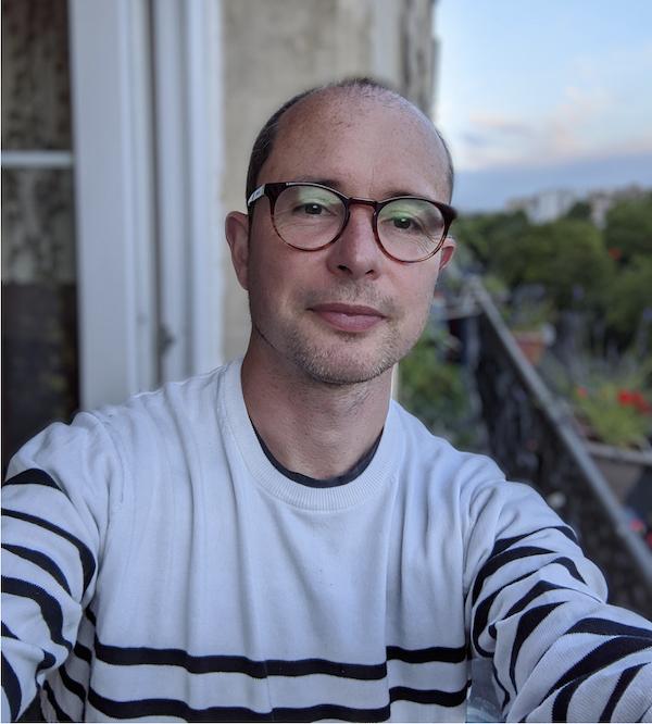 Hervé Duphot, auteur du récent et prenant Manifeste des 343