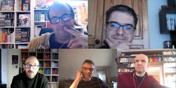 Les auteurs se sont retrouvés pour un entretien en visio