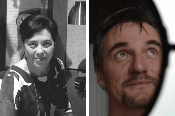 Hélène Constanty et Thierry Chavant ont déjà collaboré pour La Revue Dessinée