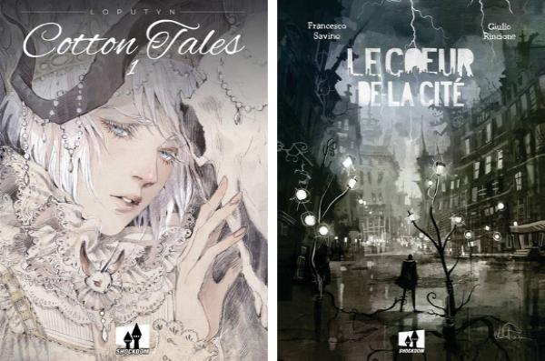 Cotton Tales et le Coeur de la Cité