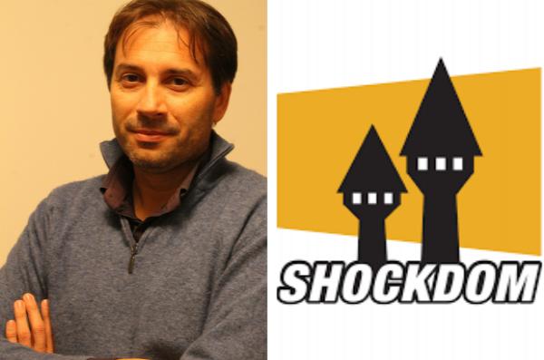 Lucio Staiano, fondateur de Shockdom