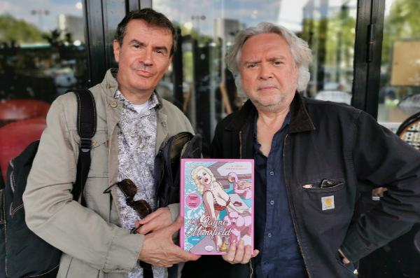 Roberto Baldazzini et Jean-Michel Dupont