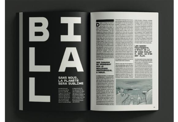 Métal Hurlant présente un nouvel espace éditorial libre