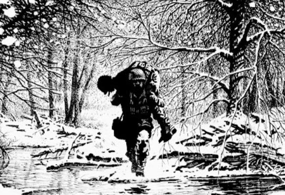 Cinq branches de coton noir, dessiné par Steve Cuzor, va être adapté au cinéma