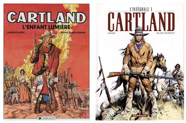 La série Jonathan Cartland a débuté en 1974