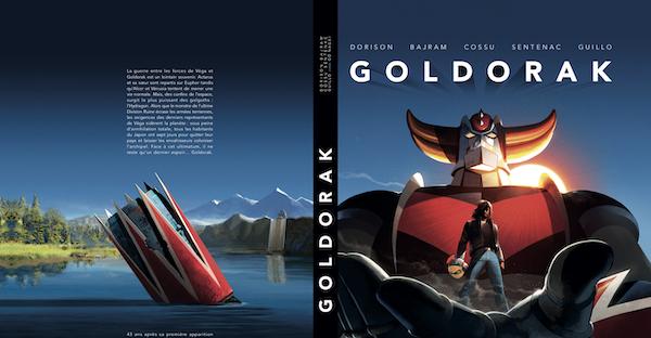 Goldorak sortira le 21 octobre 2021