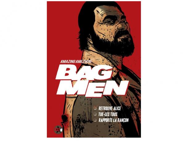 Bag Men par Amazing Améziane