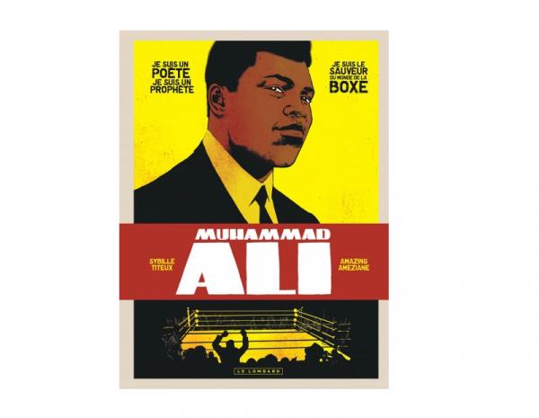 Mohamed Ali par Amazing Améziane