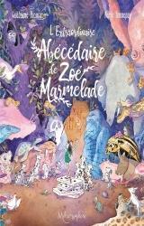 Dédicace de Marie Pommepuy pour L'Extraordinaire Abécédaire de Zoé Marmelade
