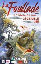 22e festival BD de la Fouillade