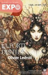 Expo La porte des fées Olivier Ledroit