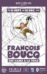 Exposition François Boucq