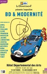 Expo BD & Modernité