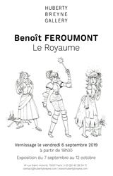 Expo Benoît Feroumont