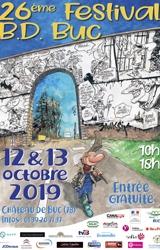 Festival B.D. Buc 2019