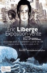 Dédicace d'Eric Liberge samedi 28 septembre