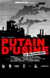 BD-Concert Putain d'usine