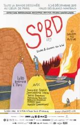 SoBD 2019, le salon de la BD au cœur de Paris
