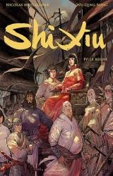 Wu Qing Song dédicace Shi Xiu