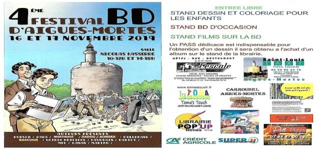 4 festival de la BD