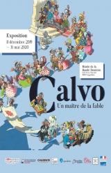 Calvo, un maître de la fable (1892-1957)