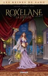 Olivier Roman en dédicace pour Les Reines de sang : Roxelane, la joyeuse tome 1 !