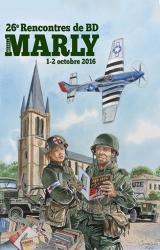26e rencontres de BD de Marly