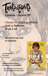 Dédicace de Clément Oubrerie