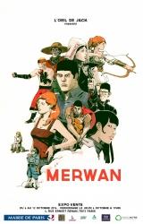 Exposition Merwan : Jeu d'ombres