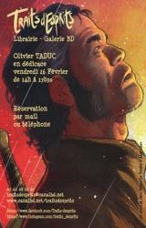 Dédicace de Olivier TaDuc