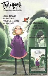 Dédicace de Maud Begon