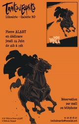 Dédicace de Pierre Alary