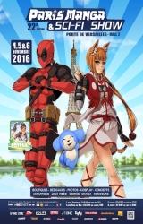 Paris Manga et Sci-FI