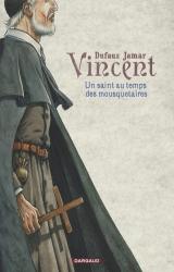 Dédicace de Vincent Jamar