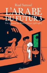 Riad SATTOUF dédicace L'Arabe du Futur
