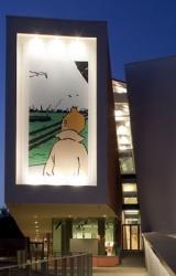 Journée famille autour du Journal Tintin