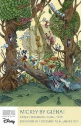 Exposition Mickey By Glénat