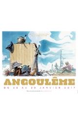 44e édition du Festival de la Bande Dessinée d'Angoulême