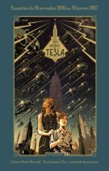 Exposition Les 3 fantômes de Tesla