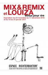 Expo Venus pour rire : Mix et Remix et Louiza