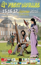 4e édition Festi'DBulles en Bourgogne
