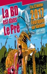 Festival La BD est dans le Pré