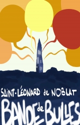 Festival BD 2ème édition Bande de Bulles - Saint leonard de Noblat
