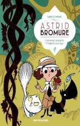 Dédicace du papa d'Astrid Bromure