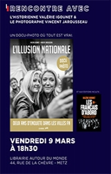 L'illusion nationale • Rencontre