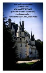 Dédicace avec les auteurs de la BD Les châteaux de la Loire