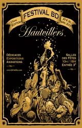 FESTIVAL BD d'HAUTVILERS