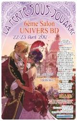 Salon BD à La ferté sous Jouart