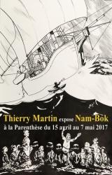 Thierry Martin expose Nam-Bok