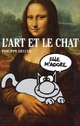 Exposition Philippe Geluck, L'Art et le Chat